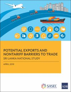 Potential Exports and Nontariff Barriers to Trade: Sri Lanka