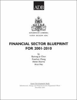 Cambodia financial sector blueprint for 2001 2010 thumbnail malvernweather Choice Image