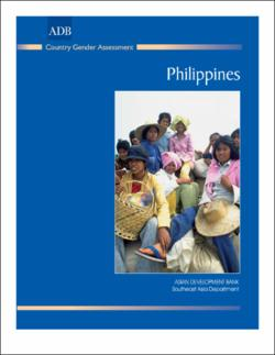 Country Gender Assessment: Philippines
