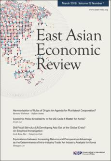East Asian Economic R eview