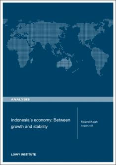 Indonesia's economy: Between growth and stability